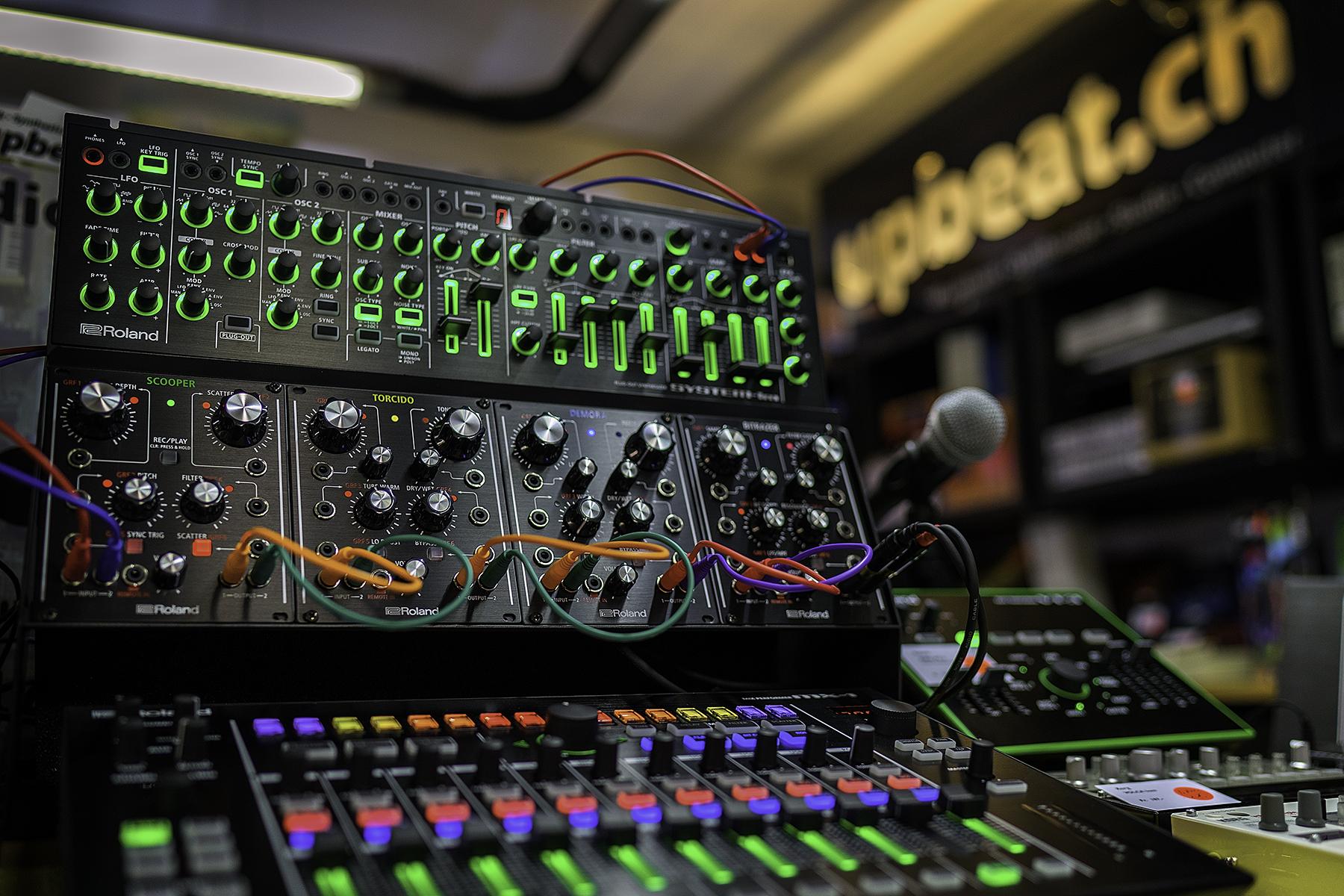 Roland Aira Mx 1 Mix Performer