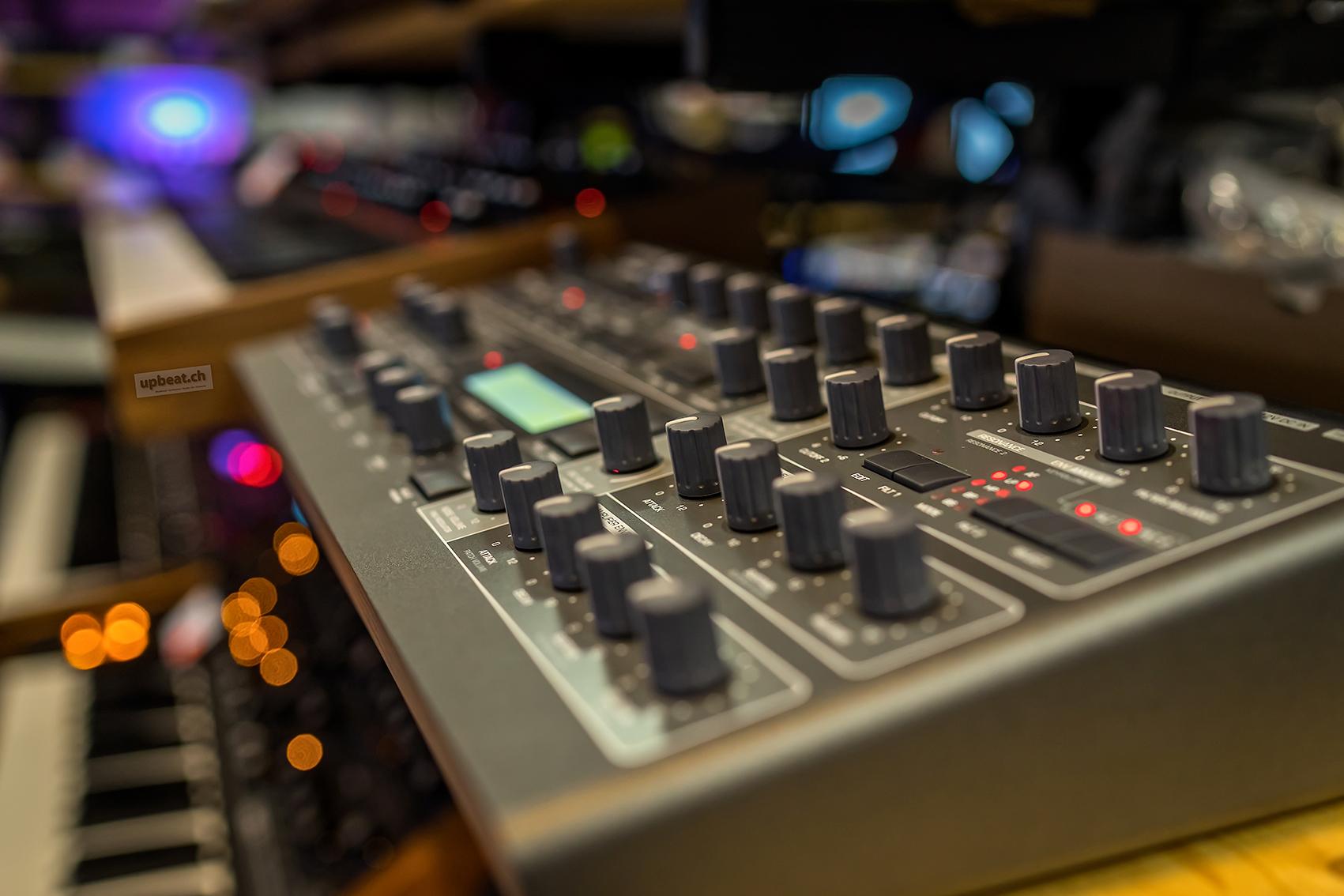 Access Virus Ti2 Desktop Speech Recognition Interface Modules Circuit Sound Synthesisers