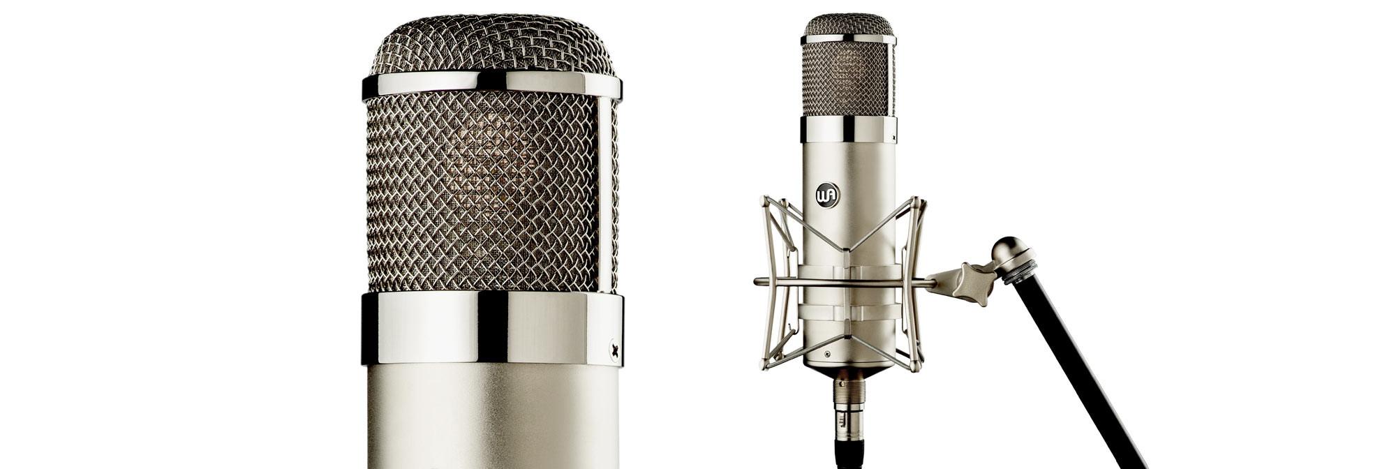 studio mikrofone test