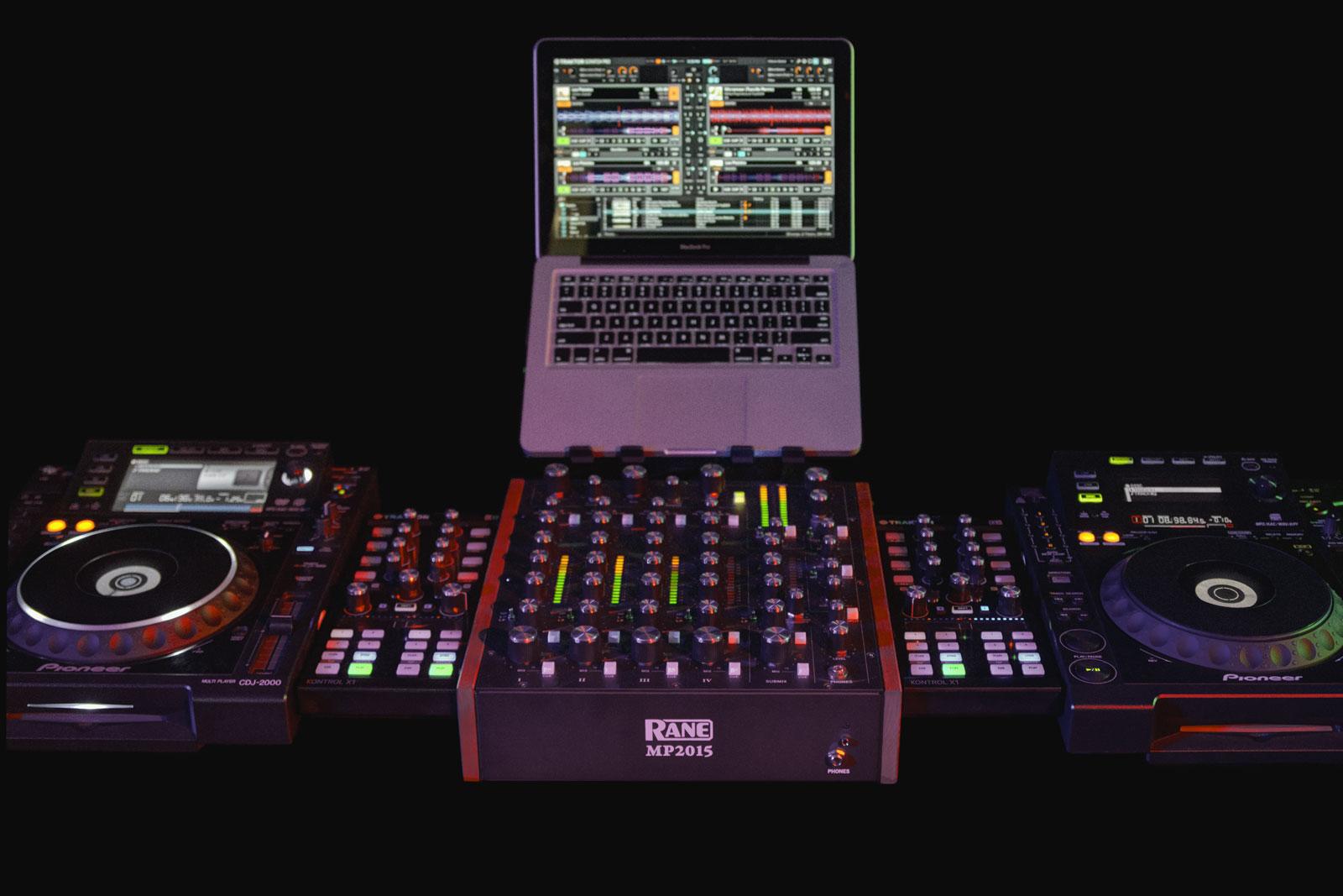 RANE MP2015 Rotary Mixer-