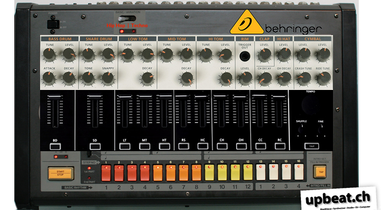 Behringer RD-808-